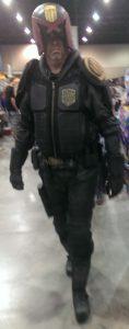 Wizard World Richmond - Judge Dredd