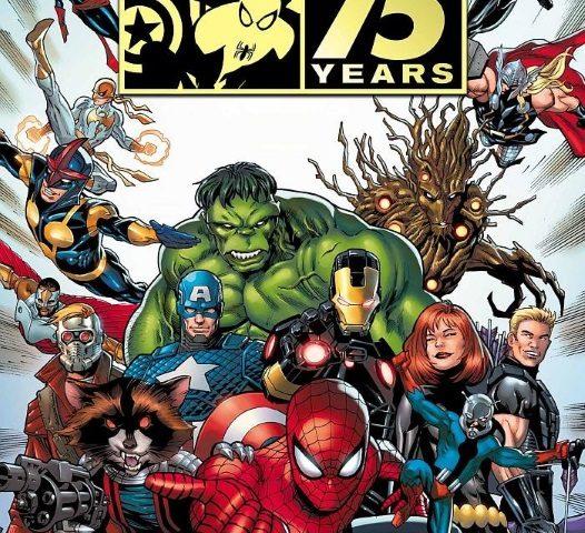 Big Marvel Summer 2015 News