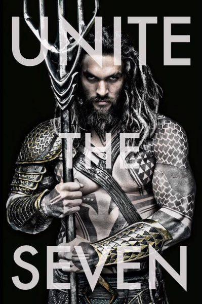 Aquaman Unite the Seven
