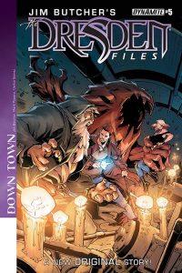 comic book review, #CBR, Dresden, Dynamite Comics, comics, @DynamiteComics
