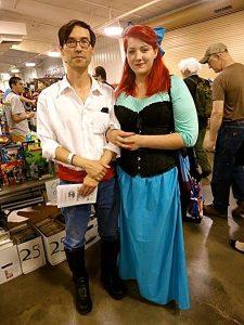 #Smallvillecon, Smallville Comic-Con, #Frozen, #Anna, comicon, comics, cosplay, bestcosplay, #bestcosplay, #cosplay, DC Comics, Marvel, 06