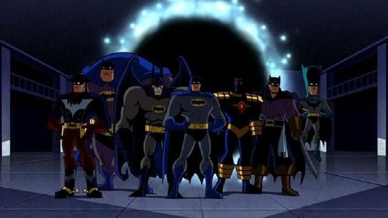 Top Ten Alternate Batmen