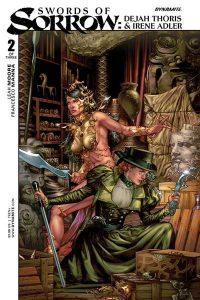 Swords of Sorrow, @DynamiteComics, #DynamiteComics, Cullen Bunn, #comics, @comics, @CBR, #CBR,