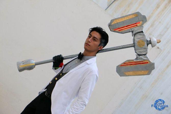 WIcked Comics, 3, Malta Comic Con, comics, costume contest, cosplay, Malta12