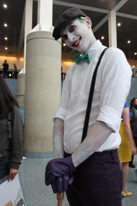 Eric as 1920's Joker @eric_the_human_