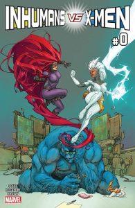 Inhumans X-Men