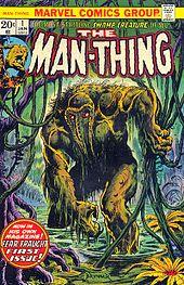 Man-Thing #1 (1974)